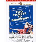 WARNER ARCHIVES Två biljetter till Broadway (Remastered) [DVD] USA ...