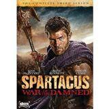 ANCHOR BAY HOME ENTERTAINMENT Spartacus: Kriga av Damned [DVD] USA ...