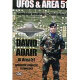 Ufo Vol. 3-David Adair på Area 51 [DVD] USA import