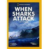 National Geographic När hajar Attack: Säsong 2 [DVD] USA import