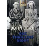 MGM ARCHIVES En spännande natt [DVD] USA import
