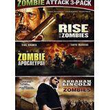 ASYLUM Abraham Lincoln V Zombies/Zombie Apocalypse/upphov O [DVD] U...