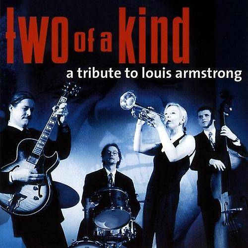 CD BABY.COM/INDYS Två triss - hyllning till Louis Armstrong [CD] US...