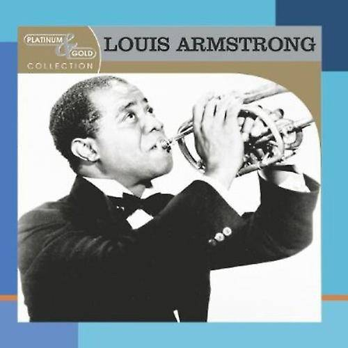 RCA Louis Armstrong - Platinum & Gold Collection [CD] USA import