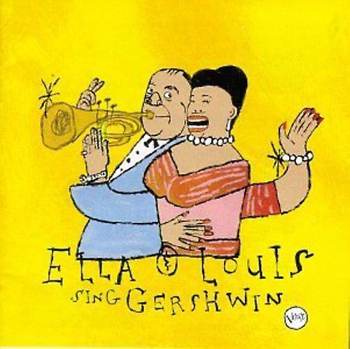 POLYGRAM RECORDS Fitzgerald/Armstrong - vår kärlek är här att viste...