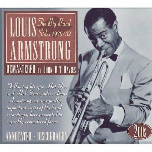 JSP RECORDS Louis Armstrong - storband sidor 1930/32 [CD] USA import