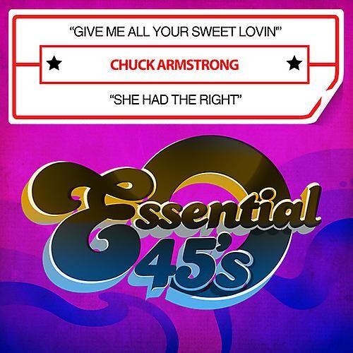 ESSENTIAL MEDIA GROUP MOD Chuck Armstrong - ge mig alla dina söta L...