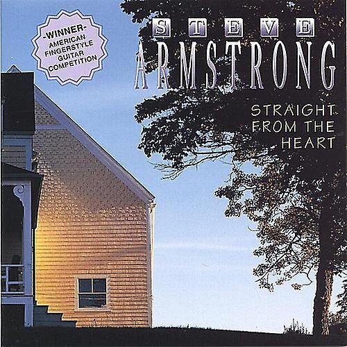 CD BABY.COM/INDYS Steve Armstrong - rakt från hjärtat [CD] USA import