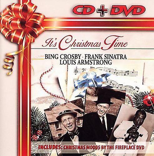 LASERLIGHT Crosby/Sinatra/Armstrong - det är jul tid/jul stämningar...