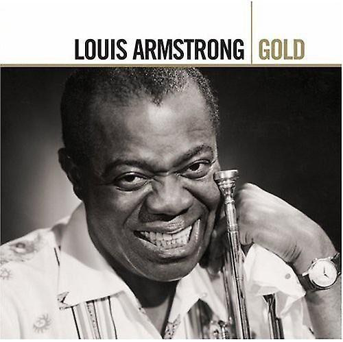 HIP-O RECORDS Louis Armstrong - guld [CD] USA import