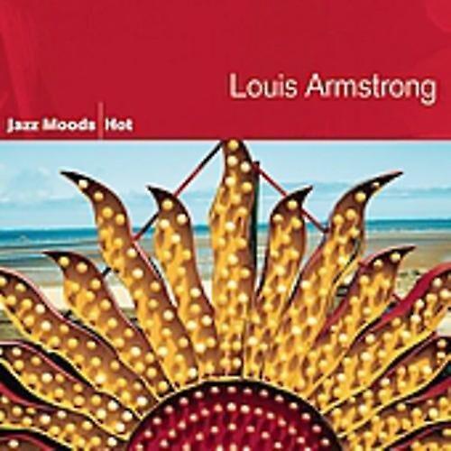 Sony Louis Armstrong - Jazz stämningar-Hot [CD] USA import