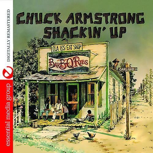 ESSENTIAL MEDIA GROUP MOD Chuck Armstrong - Shackin upp [CD] USA im...
