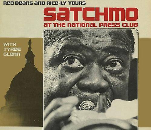 SMITHSONIAN FOLKWAYS Louis Armstrong & Tyree Glenn - Satchmo på Nat...