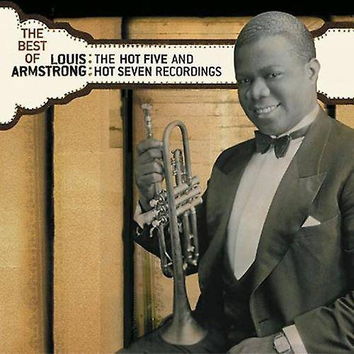 SBME SPECIAL PRODUCTS Louis Armstrong - bästa av Hot 7 & Hot 7 Reco...