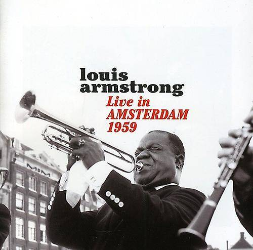 PID Louis Armstrong - Live i Amsterdam 1959 [CD] USA import