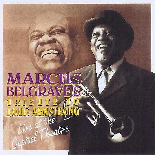 CD BABY.COM/INDYS Marcus Belgrave - hyllning till Louis Armstrong [...