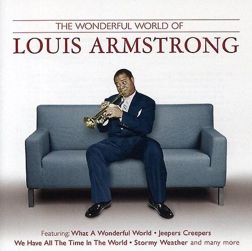 PID Louis Armstrong - What a Wonderful World (2006 antologi) [CD] U...