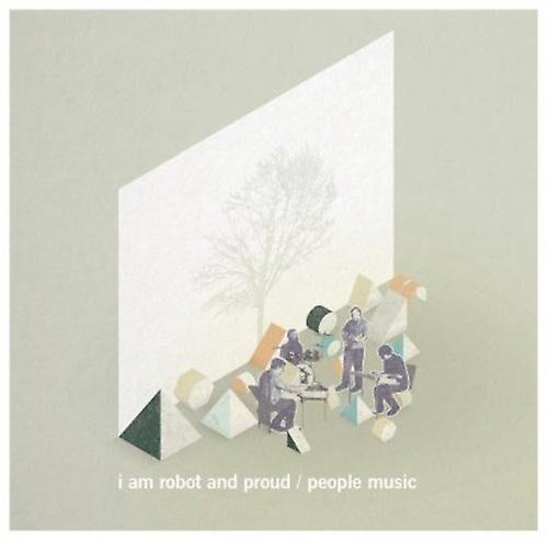 7E.P. (JAPAN) Jag Am Robot & stolt - folket musik [CD] USA importerar