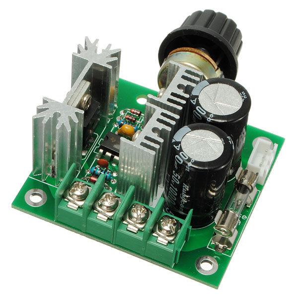 Meco 12V-40V 10A Modulation PWM DC Motor Speed Control Switch Governor