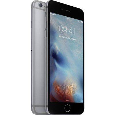 Apple Begagnad iPhone 6 Plus 16GB Svart Olåst i topp skick Klass A
