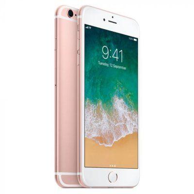 Apple Begagnad iPhone 6S 16GB Rosa Guld Olåst i bra skick Klass B