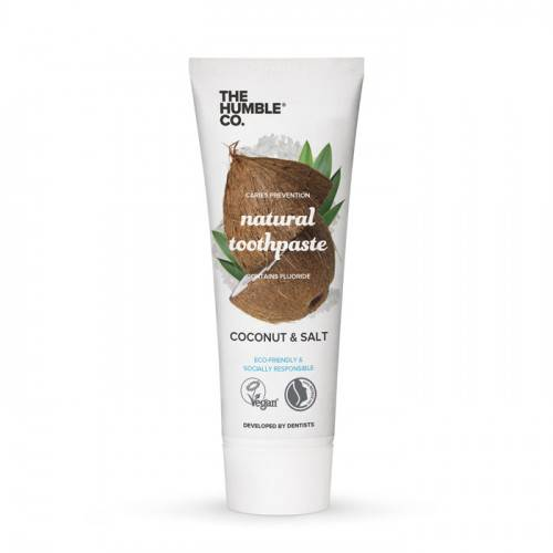 humble co natural toothpaste coconut salt 75ml