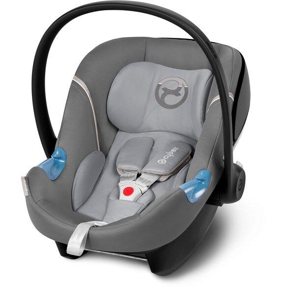 Babyskydd Aton M, Manhattan Grey, Cybex