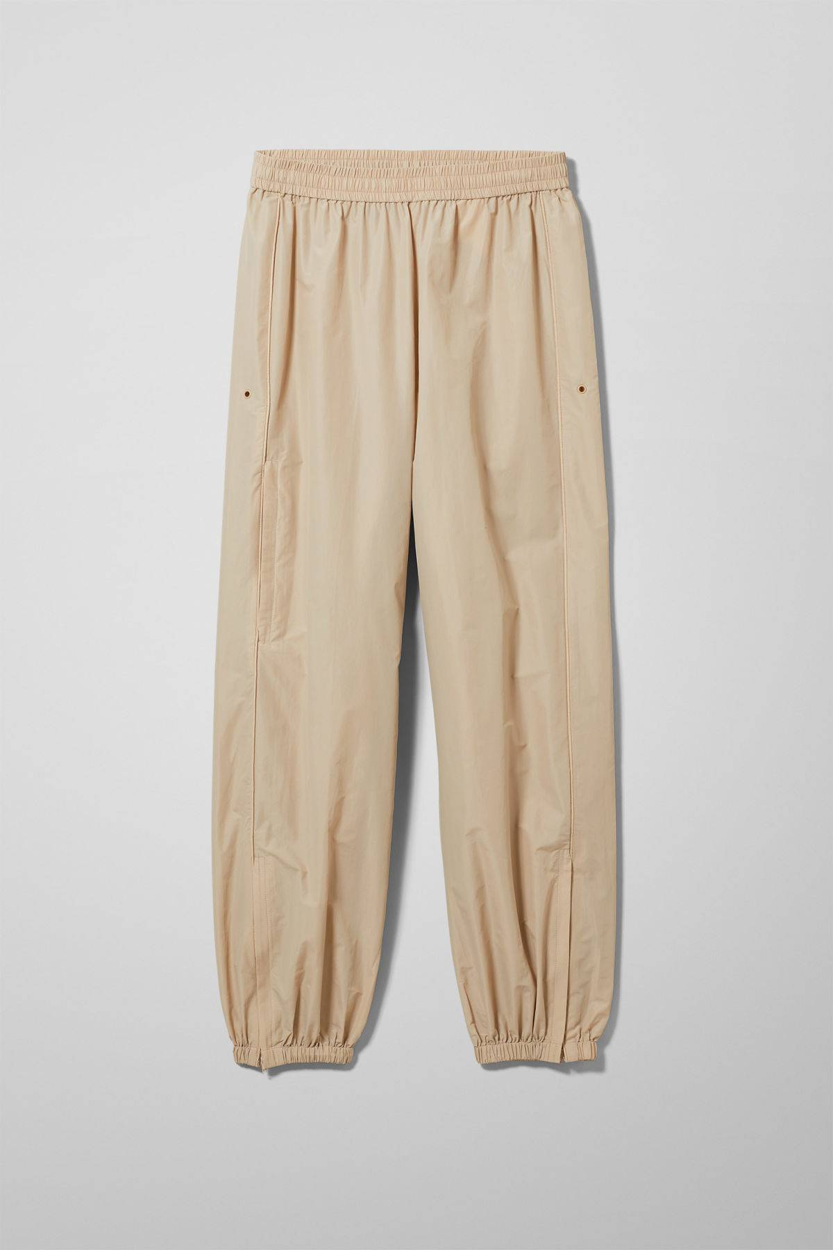 Atomic Tracksuit Trousers - Beige