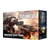 Games Workshop Adeptus Titanicus - Warhound Scout Titans