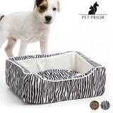 BigBuy Pets Hundbädd Pet Prior (45 x 35 cm) - Zebra