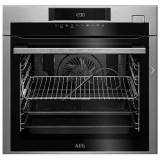 AEG Multipurpose Oven Aeg BSE782320M 73 L Touch Control 53 dB 3500W Black Stainless steel