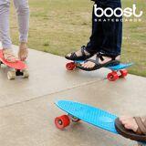 InnovaGoods Skateboard Boost Fish (4 hjul)