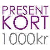 Minfot.se PRESENTKORT 1000kr