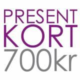 Minfot.se PRESENTKORT 700kr