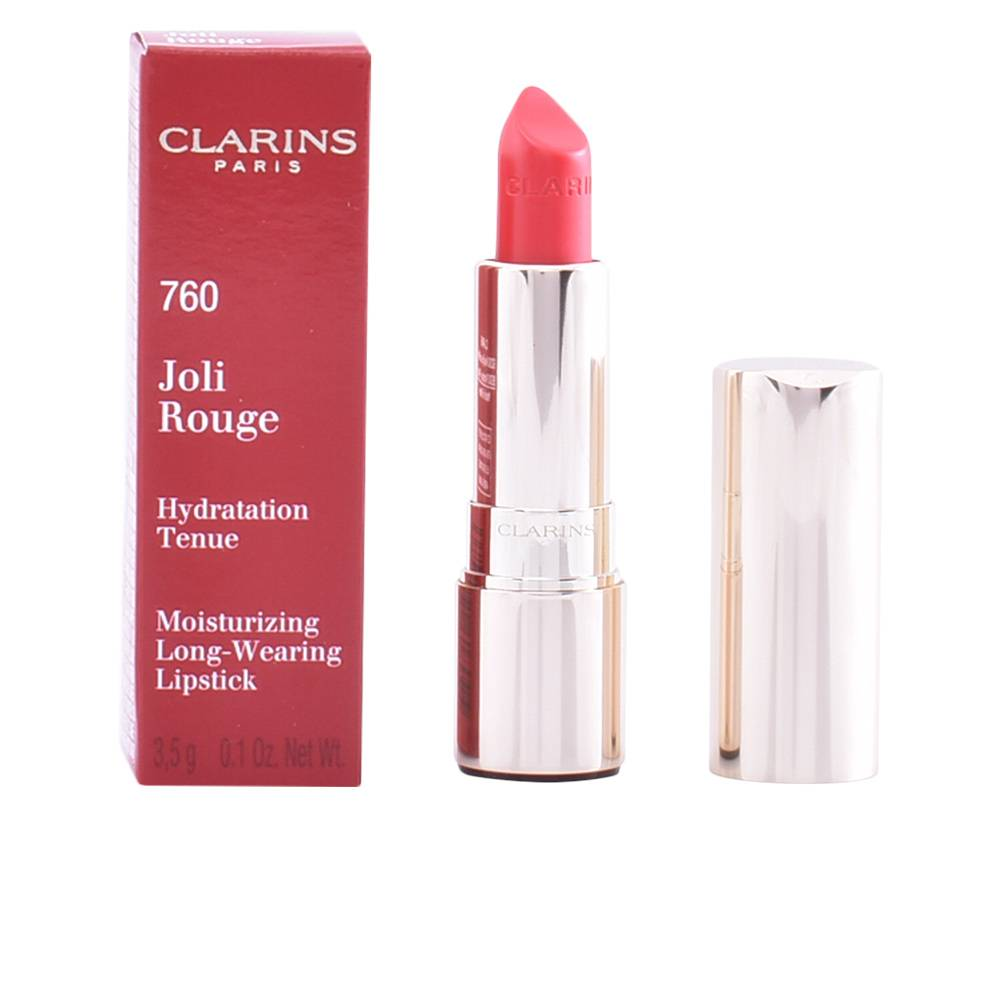 Clarins JOLI ROUGE  #760-pink cranberry  3,5 gr