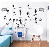 Walltastic Football Wallstickers