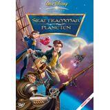 Disney Skattkammarplaneten DVD