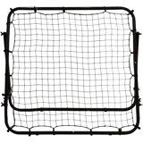 Proline Mål med Reboundnät 100 x 100 cm, Svart