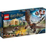 LEGO Harry Potter 75946 Turneringen I Magisk Trekamp: Ungersk Taggsvans