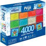 SmartSketcher smART Pixelator Peg Set 4000 st