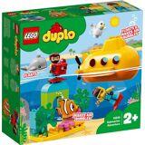 LEGO DUPLO Town Ubåtsäventyr