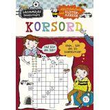 Bonnier Bok LasseMajas Detektivbyrå Korsordsboken