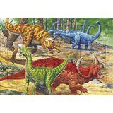 Egmont Kärnan Kärnan Pussel Dinosaurier