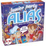 Tactic Junior Party Alias Spel