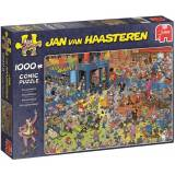 Jumbo Pussel Jan van Haasteren The Roller Disco 1000