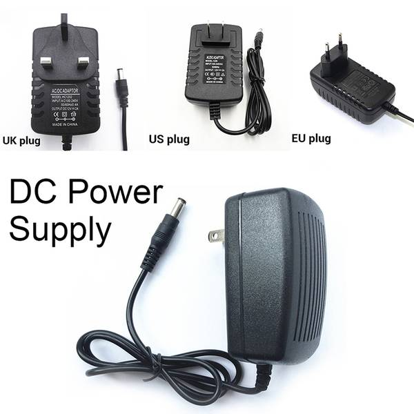 Unbranded 6v 1a ac/dc adapter charger power supply for cctv security dvr c