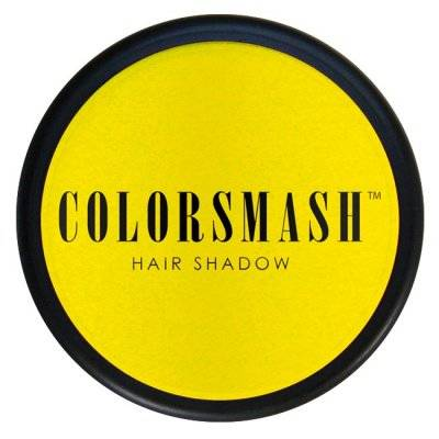 Colorsmash Hair Shadow, Dip Dye haircolor, Atomic Yellow