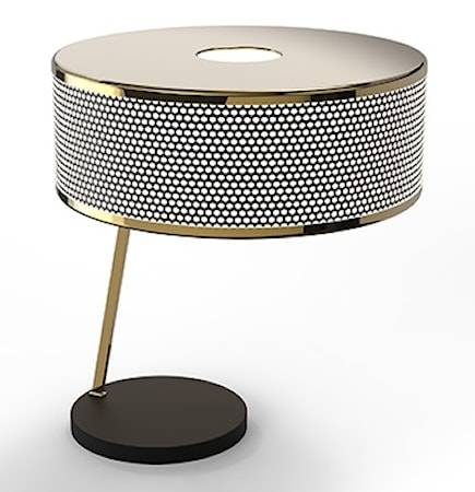 Delightfull Marcus bordslampa – Guld, svart
