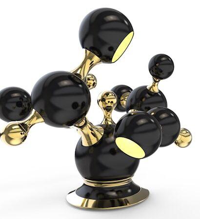 Delightfull Atomic bordslampa