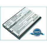 Falk Ibex Batteri till GPS 1100 mAh 52.20 x 35.30 x 7.10mm